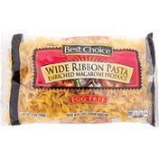 Best Choice Ribbon Pasta Enriched Macaroni Product