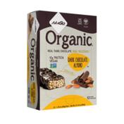 NuGo Organic Dark Chocolate Almond, Vegan, Gluten Free, Protein Bar