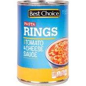 Best Choice Spaghetti Rings