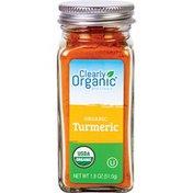 Clearly Organic Organic Turmeric