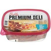 Buddig Premium Deli Oven Roasted Turkey Breast and White Turkey