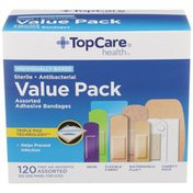 TopCare Variety Pack Bandages