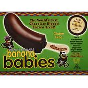 Diana's Bananas Banana Babies, Dark Chocolate