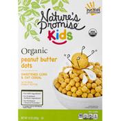 Nature's Promise Kids Organic Peanut Butter Dots