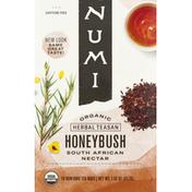 Numi Organic Tea Organic Honeybush Tea, Caffeine Free