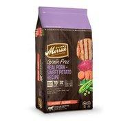 Merrick Grain Free Real Pork & Sweet Potato Dry Dog Food 12 Lbs.