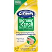 Dr. Scholl's Pain Reliever, Ingrown Toenail