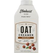 Elmhurst Oat Creamer, Hazelnut