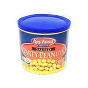Key Food Peanuts Party Can