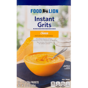 Food Lion Grits, Cheese, Instant