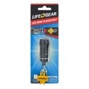 Life + Gear LED Mini Flashlight