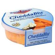 Sugar Brook Cheese Spread, Gourmet, CheddaBlu