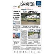 Acadiana Advocate The Acadiana Advocate Saturday Newspaper