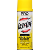 EASY-OFF Oven & Grill Cleaner, Pro, Heavy Duty