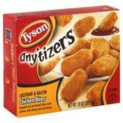 Tyson Chicken Bites, Cheddar & Bacon