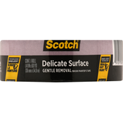 Scotch Painter's Tape, Washi, Delicate Surface, Gentle Removal, 1.41 Inch
