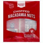 Market Pantry Macadamia Nuts, Chopped