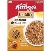 Kellogg's Origins Ancient Grains Blend Touch of Honey Cereal