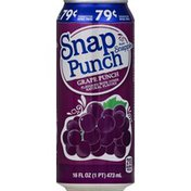 Snapple Punch, Grape Berry