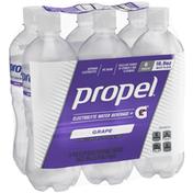 Propel Zero Calories Grape Flavored Water Beverage