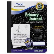 Mead Journal, Primary, Stage 3, 100 Sheets