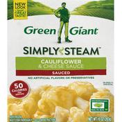 Green Giant Cauliflower & Cheese Sauce