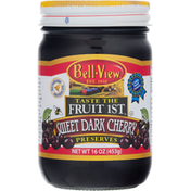Bell-View Preserves, Sweet Dark Cherry