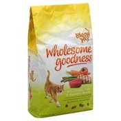 Meow Mix Cat Food, with Chicken, Tuna & Vegetable Medley