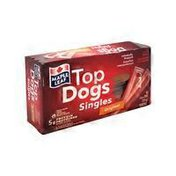 Maple Leaf Individually-Wrapped Top Dog Hot Dogs