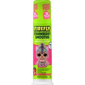 Firefly Toothpaste, Fluoride, Strawberry Smoothie, 3+