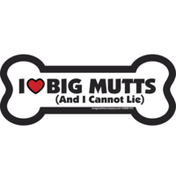 Howard Pet Products Twv Magnet I Love Big Mutts