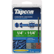 Tapcon Concrete Anchors