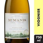 McManis Family Vineyards Viognier, California