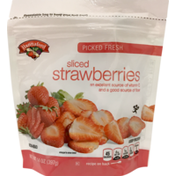 Hannaford Sliced Strawberries