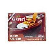 Gefen Instant Chocolate Pudding