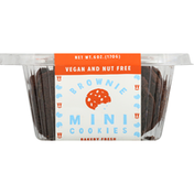 Divvies Mini Cookies, Brownie