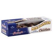 Svenhard's Donuts, Mini, Chocolate, Box