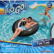 H2o Go! Swim Tube, High Velocity Tire