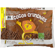 Food Lion Cereal, Cocoa Crunchies, Bag