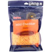 Hy-Vee Mild Cheddar Shredded Cheese