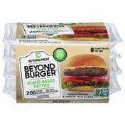 Beyond Meat Plant-Based Burger Patties