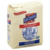Dixie Crystals Pure Cane Sugar, Granulated, Extra Fine