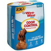 Four Paws Wee Wee Odor Control Quilted Pads For Puppies