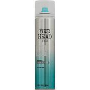 Tigi Bed Head Hairspray, Extreme Hold 5, Hard Head