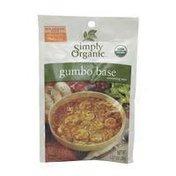 Simply Organic Gumbo Base Seasoning Mix 12 Packets Each