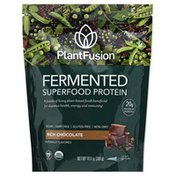 PlantFusion Superfood Protein, Fermented, Rich Chocolate