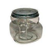 Glass Hermetic Jar 0.5L