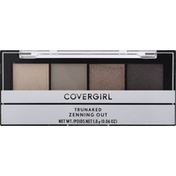 CoverGirl Eyeshadow Quad Palette, Trunaked, Zenning Out 740