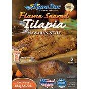 Aqua Star Flame Seared Hawaiian-Style Tilapia