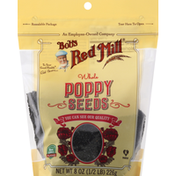 Bob's Red Mill Poppy Seeds, Whole